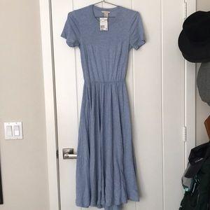 NWT H&M midi dress SZ 4